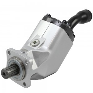 AXIAL PISTON FIXED MOTORS - SERIES F1