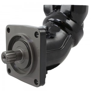 AXIAL PISTON FIXED MOTORS - SERIES LARGE FRAME F12