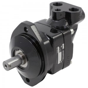 AXIAL PISTON FIXED MOTORS - SERIES SMALL FRAME F11