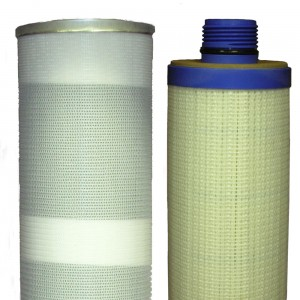 FSH SERIES HIGH CAPACITY SYNTHETIC FILTER CARTRIDGES