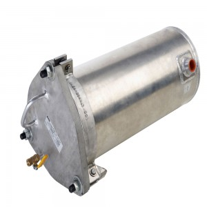 FUEL OIL FILTER HOUSING