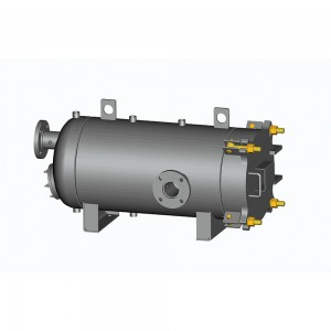 HA SERIES HORIZONTAL AQUACON VESSELS