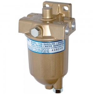 HIGH PRESSURE FUEL FILTERS WATER SEPARATOR